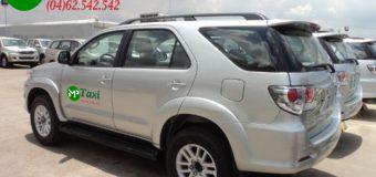 Xe taxi 7 chỗ hà nội giá rẻ nhất 10.000/km