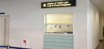 Những thủ tục trước khi lên máy bay ở Nội Bài