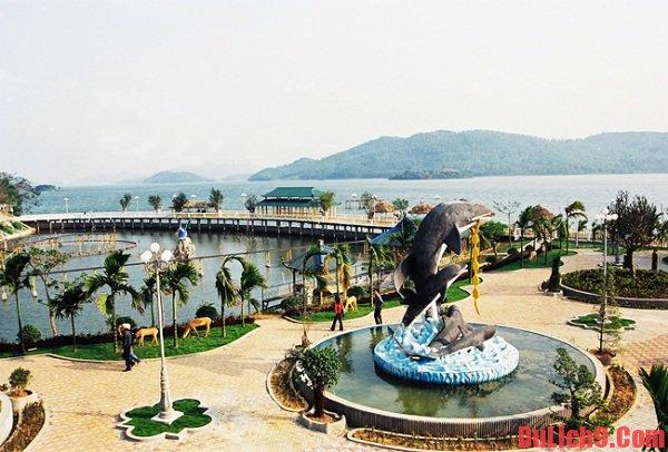 Du lịch hồ núi cốc thái nguyên