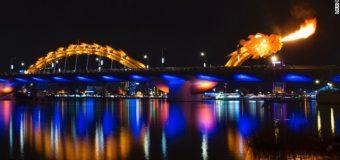 Dịch vụ taxi đi cầu Rồng Đà Nẵng trọn gói