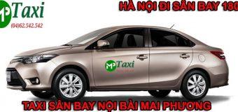 Dịch vụ đi taxi nội bài nam định giá rẻ chỉ với 100.000đ